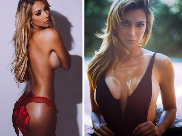 Hot girls Livia Gullo sexy Miss Bumbum 2015 2