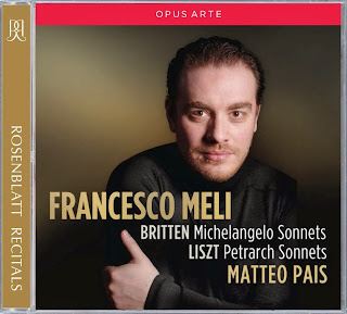 Francesco Meli / Matteo Pais - OA CD9019 D