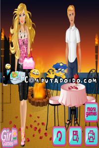 computadoido jogos Jogos de vestir a Barbie pra namorar