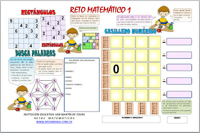 retos matemáticos, problemas matemáticos, Desafíos matemáticos, acertijos, problemas de ingenio