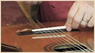 bagian gitar elektrik Saddle gitar