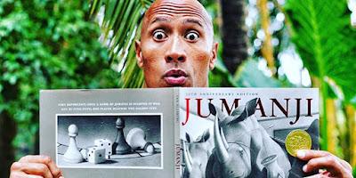 Dwayne Johnson protagoniza 'Jumanji'