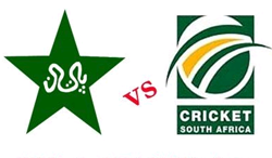 South Africa Vs Pakistan 2013 1st ODI