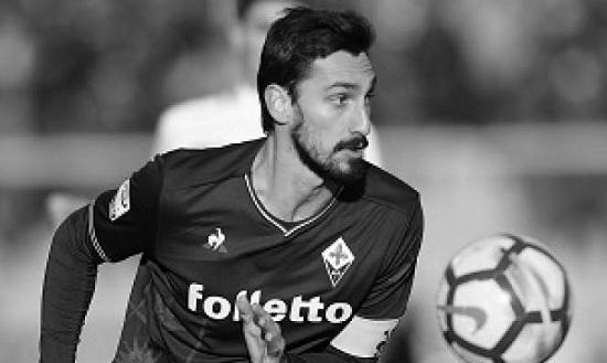 Trên các trang mạng xã hội, CLB Fiorentina đã xác nhận về sự ra đi của người đội trưởng