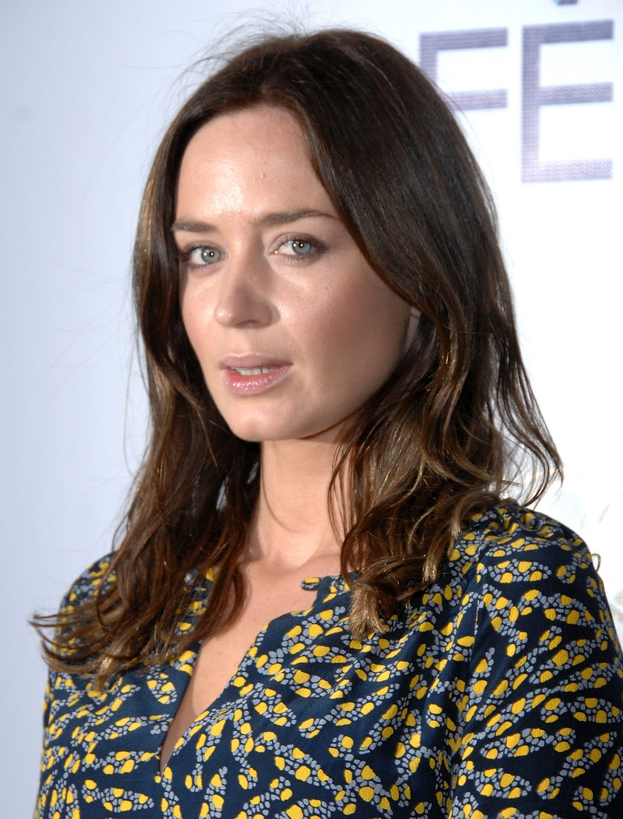 Phenomenal A New Life Hartz English Actress Emily Blunt Hairstyle Short Hairstyles Gunalazisus
