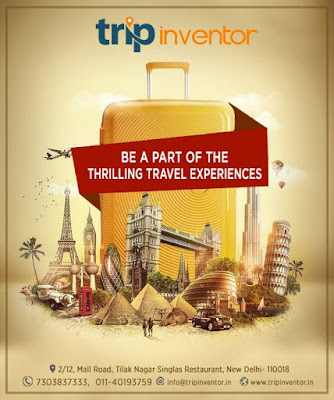 Be a part of the thrilling travel experience
