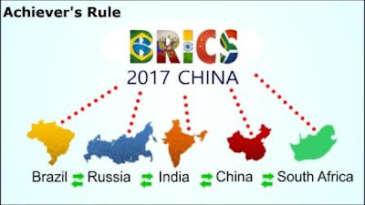 BRICS Summit 2017 – All You Need To Know