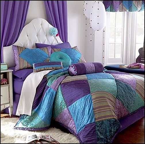 bedding - funky cool girls bedding - fashion bedding - girls bedding - teens bedding - novelty bedding - duvet covers