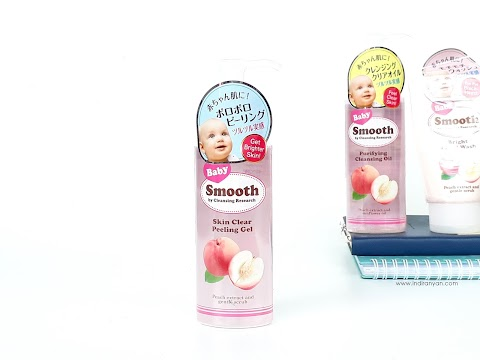[REVIEW] BCL Baby Smooth Skin Clear Peeling Gel with AHA