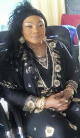 actress, Evangelist Eucharia Anunobi