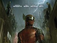 Fakta Dibalik Film Superhero Gundala Yang Posternya Keren Banget