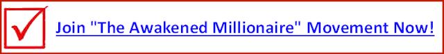 """Join """"The Awakened Millionaire Academy"""""""