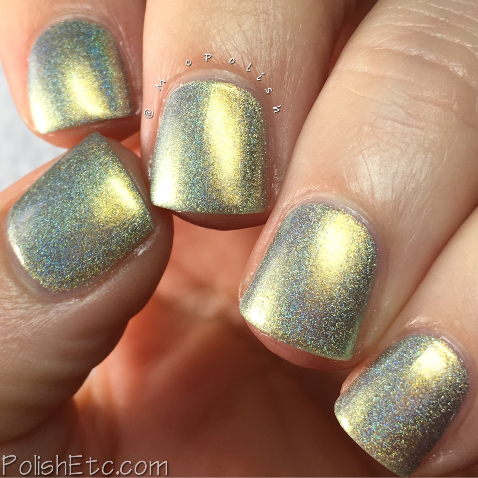 Candy Lacquer - The Twilight Zone Collection - McPolish - It's a good Life