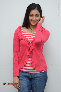 Telugu Actress Mouryani Latest Pos in Blue Denim Jeans  0034.JPG