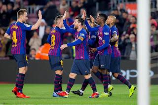 التشكيلة المتوقعة لفريق برشلونة فى مواجه مانشستر يونايتد