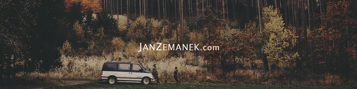 BLOG - JAN ZEMÁNEK.com
