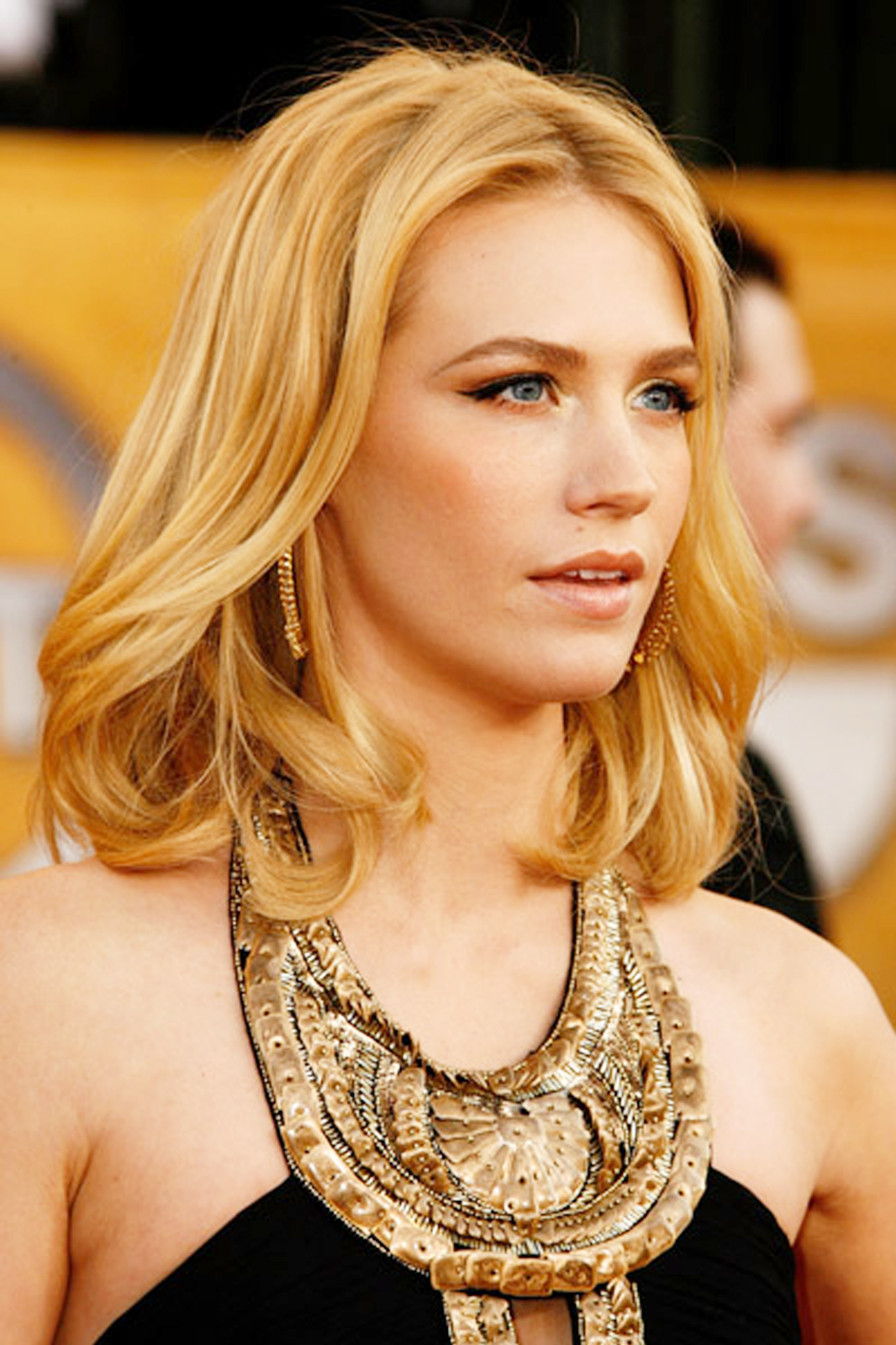 Best January 2015 Fashion Magazine Covers: January Jones Best Pictures