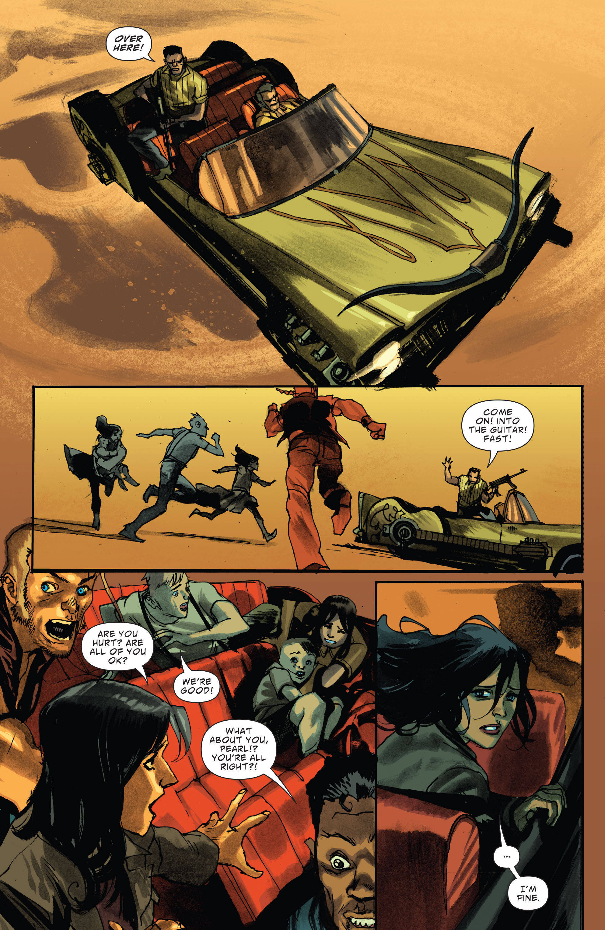 Read online American Vampire: Second Cycle comic -  Issue #4 - 15