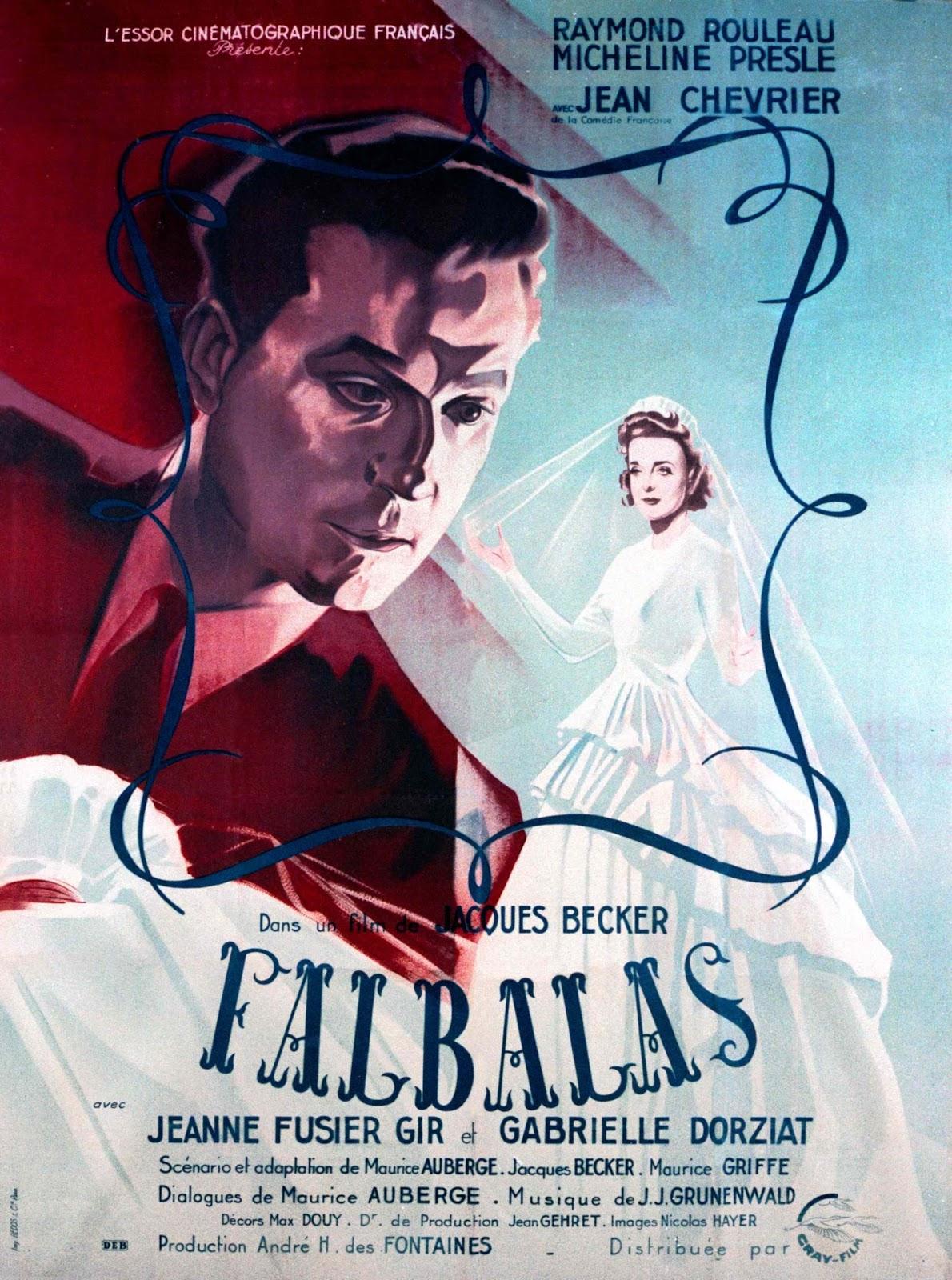 Chroniques du Cinéphile Stakhanoviste: Falbalas - Jacques