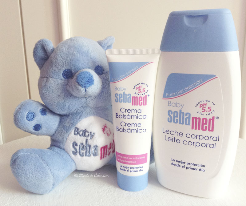 Cosmetics for my baby Baby Sebamed