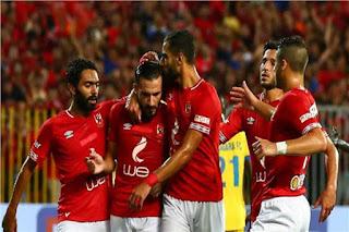 موعد مباراة الاهلي وكانو سبورت السبت 14-09-2019 ضمن دوري أبطال أفريقيا