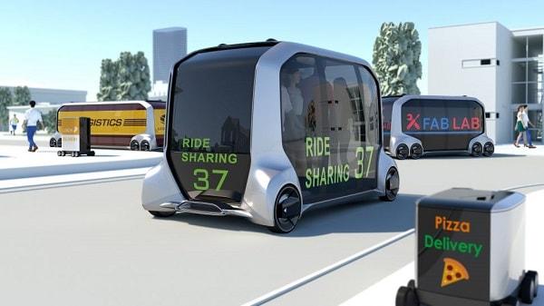 مشروع مشترك جديد بين تويوتا و SoftBank لتطوير سيارات ذاتية القيادة