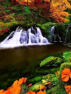 keindahan alam semulajadi