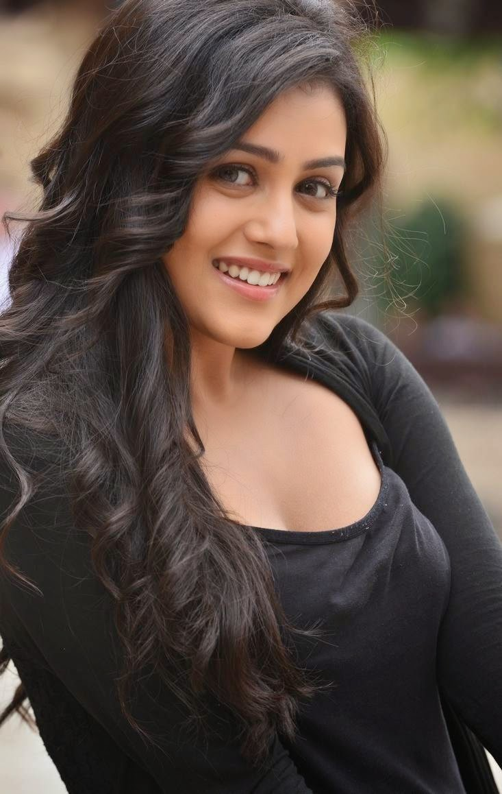 Actress Mishti Chakraborty Latest Cute Hot Black Dress