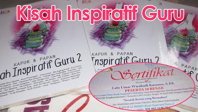 Buku Kisah Inspiratif Guru