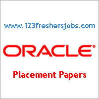 Oracle Latest Placement Papers 2016 - 2017