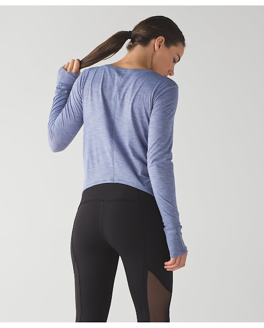 lululemon on-the-run-ls peri-purple