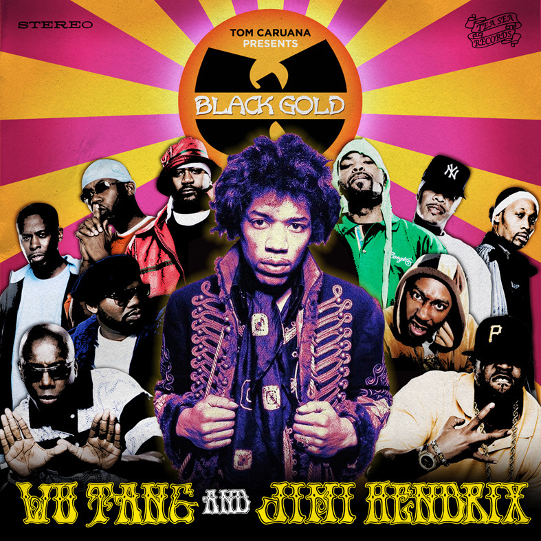 Black Gold - Wu-Tang Clan vs. Jimi Hendrix MashUp MixTape | Stream und Free Download