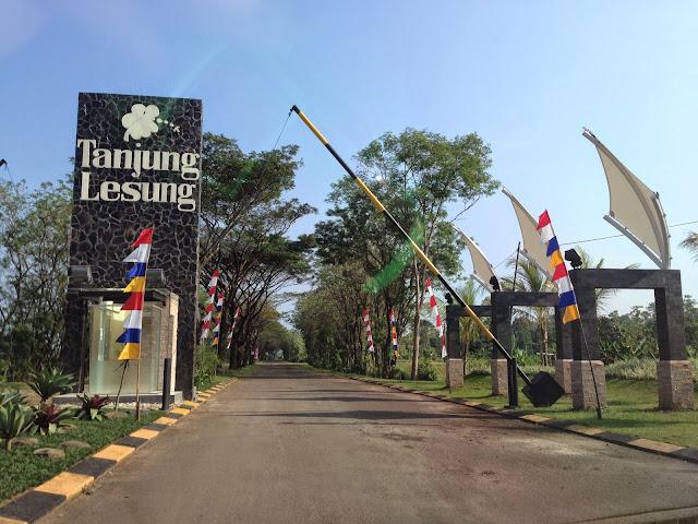 Tanjung Lesung Resorts, Tanjung Lesung Beach Resort Hotel