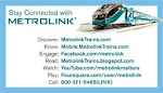 Try the BikeCar commute by Metrolink