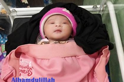 Alhamdulillah Kelahiran Putri Ke Dua Penuh Suka Cita