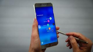 namun itu tidak sebanding bila kita sudah mengetahui kelebihan Harga Samsung Galaxy Note 5 Terbaru