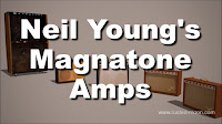 Neil Youngs Magnatone Amps