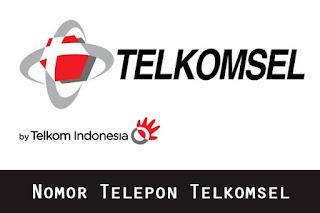 Nomor Telepon Telkomsel CS Email