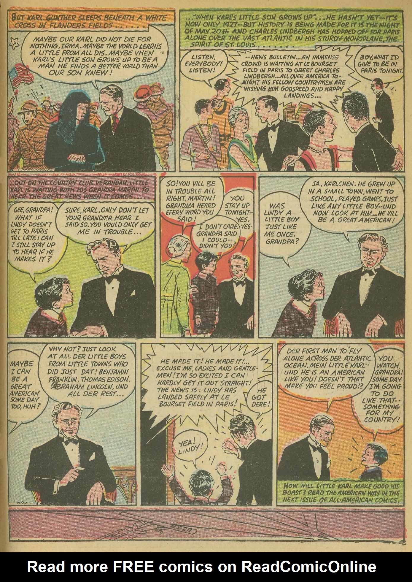 Read online All-American Comics (1939) comic -  Issue #8 - 65