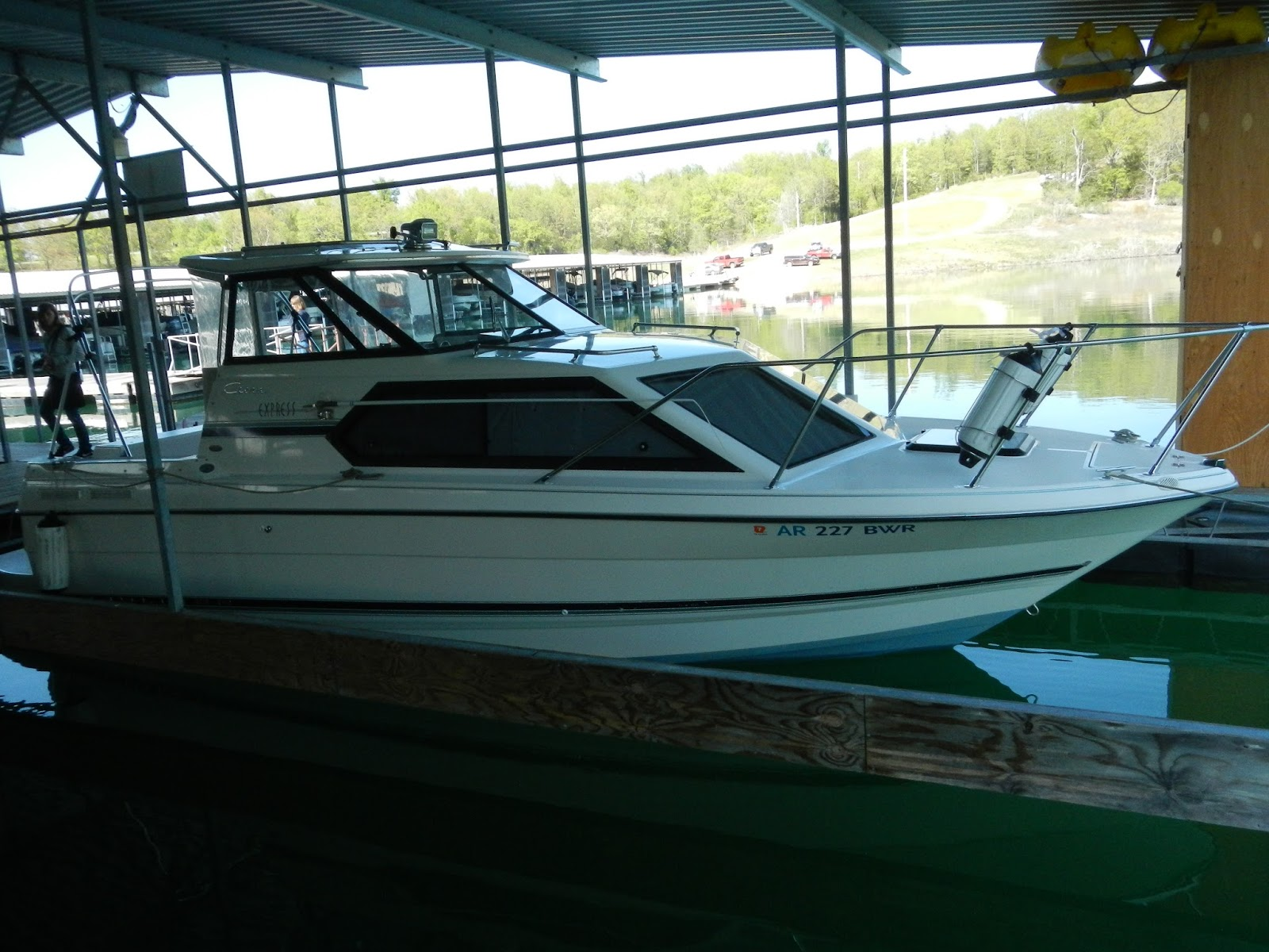 2002 bayliner 245 owners Manual