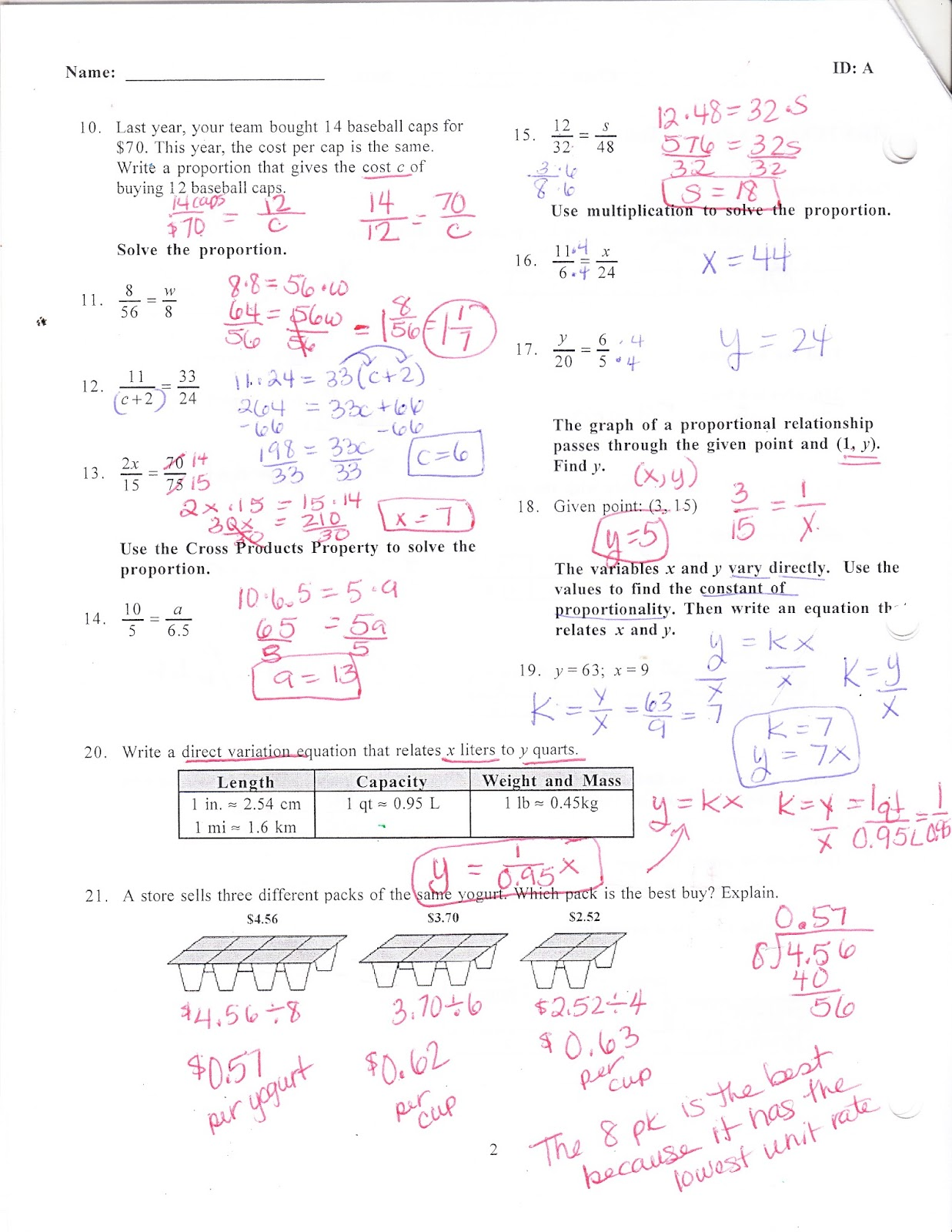 Ms  Jean U0026 39 S Classroom Blog  Chapter 5 Practice Test Answers