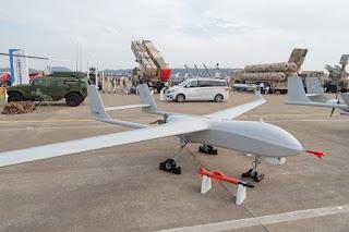 Drone Serang CH-92A