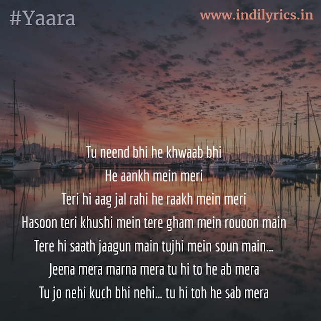 Yaara Tu Mujh Mein Yun Basa - Arnab Dutta | 1921 | complete Song Lyrics with English Translation and Real Meaning