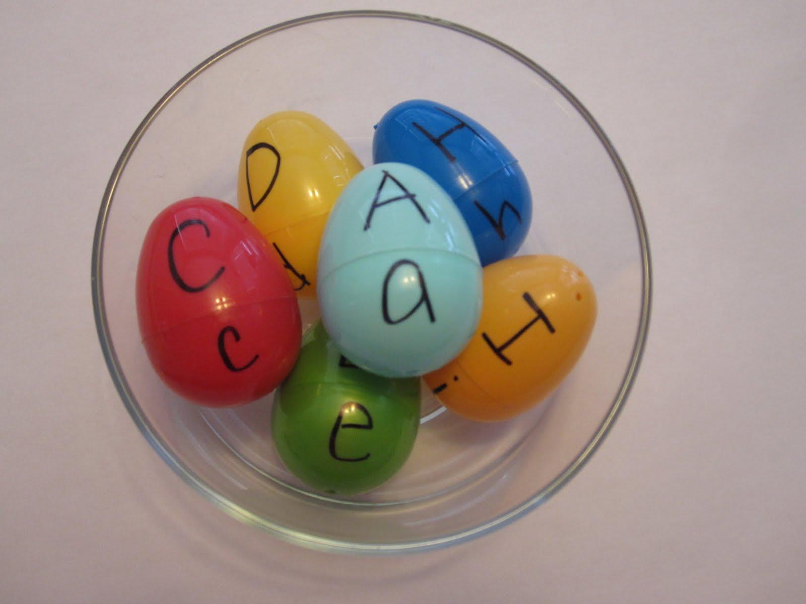 Toddler Approved Abc Egg Hunt