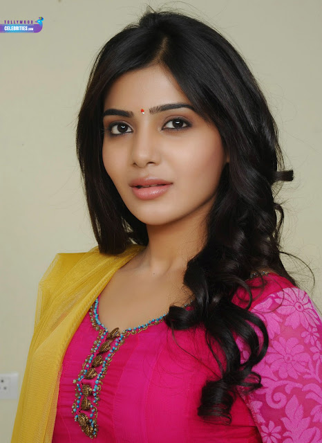 Tollywood Celebrities Samantha Ruth Prabhu Profile