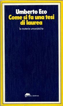 http://monoskop.org/images/2/2a/Eco_Umberto_Come_si_fa_una_tesi_di_laurea_2001.pdf