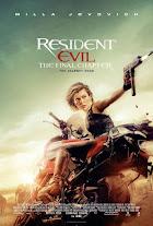 Resident Evil: Capítulo final (2017)