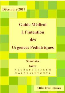 Guide Médical à l'intention des Urgences Pédiatriques