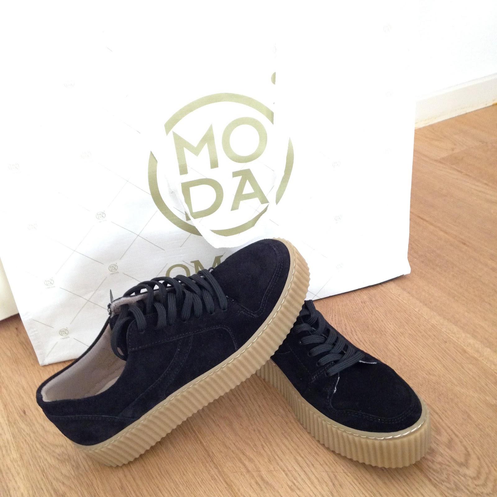 ik wil nieuwe schoenen
