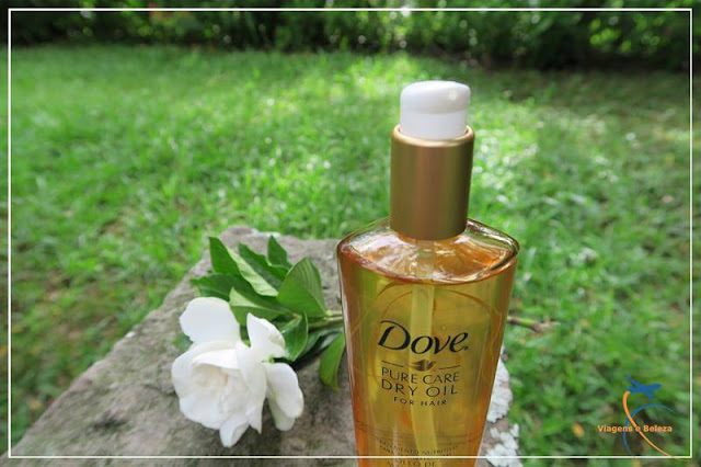 Óleo de Tratamento Nutritivo Pure Care Dry Oil Dove